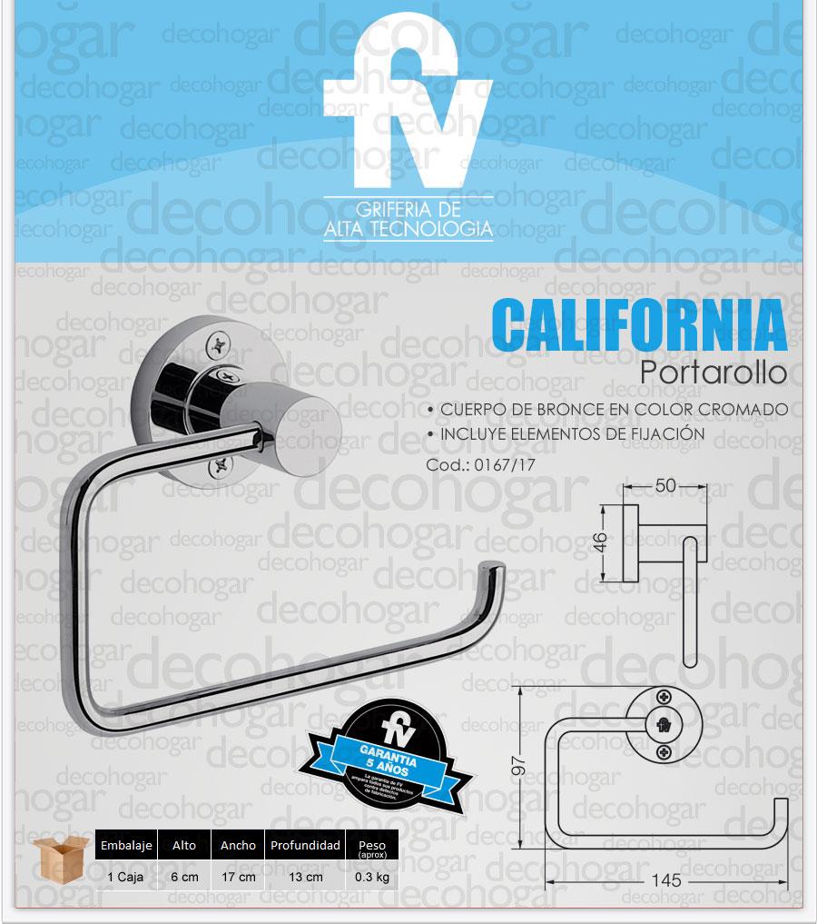 Accesorios De Baño Fv California ~ Dikidu.com