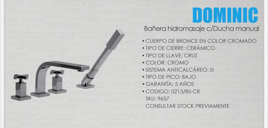 Grifer a fv dominic combo lavatorio ducha hidro bidet for Griferia para ducha fv precios
