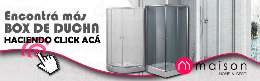 Ver todos los box de ducha maison